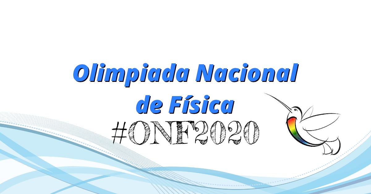 Primera Fase – ONF2020